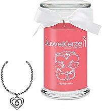 JuwelKerze Lieblingsmensch - Kerze im Glas mit