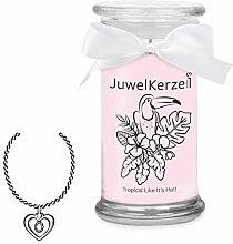 JuwelKerze Tropical Like It's Hot - Duftkerze