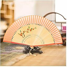 JUWOJIA Chinesische Wind Silk Ventilator Hand