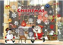 Juzie Weihnachtsaufkleber Aufkleber Set Sticker