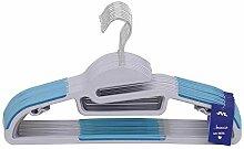 JVL Premium Range Kleiderbügel, S-Form,
