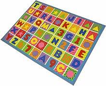 JVL Spielmatte für Kinder, für