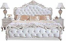 JVmoebel Klassisches Bett Barock Rokoko Hotel