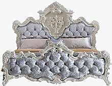 JVmoebel Klassisches Chesterfield Bett Barock