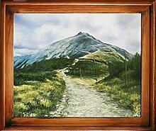 JVmoebel Ölbild Bilder Gemälde Ölgemälde