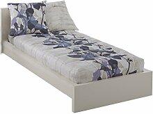 JVR Florence verstellbar Bett 105 cm blau