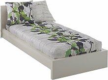 JVR Florence verstellbar Bett 90 cm grün