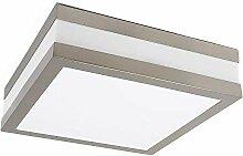 JVS LED Deckenleuchte Badlampe Außenleuchte