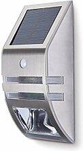 JVS-LICHT Solarleuchte 0.6W Kaltweiss (6000k) mit