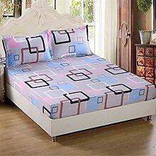 JWANS Bettlaken Bedruckte Bettdecke