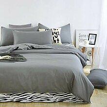 JWANS Bettwäsche Kurze Stil Bettbezug Set