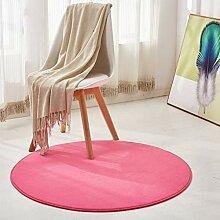 Jwans Runder Teppich Couchtisch Schlafzimmer
