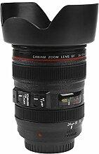 JWBOSS Kamera Objektiv Versiegelt ABS Tasse Kaffee