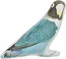 JWH 3D Parrot handgemachtes Print Kissen super