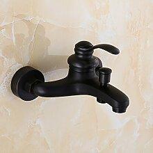 JWLT Alle Kupfer schwarz Europäischen dusche