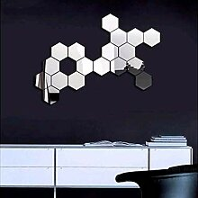 JWQT Kreiskristall dreidimensionale 3D Acryl