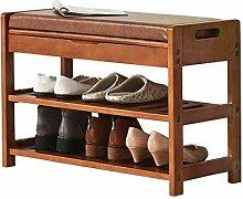 JX Schuhregal Schuhregal aus Holz für Wohnzimmer,