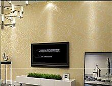 JXArt Wandaufkleber 3D Vliestapete für Wohnzimmer