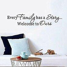 JXFFF Jede Familie hat eine Geschichte Englisch