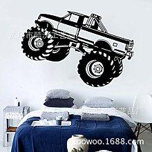 JXFM Monster Truck Wohnzimmer Schlafzimmer