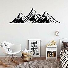 JXND Peak Vinyl Wandaufkleber Home Decoration
