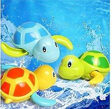 JxucTo 1 STÜCK Schildkröte aufgewickelten Kette