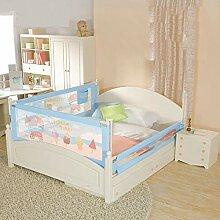 JXwang Bettumrandung Kantenschutz Bett