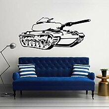 JXweilele Armee Tank Kinderzimmer Art Deco
