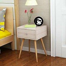 JXXDDQ Nachttisch-Moderne minimalistische