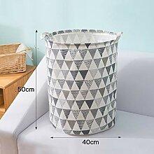 JXXDDQ Wäschekorb Badezimmer Schmutzige Kleidung
