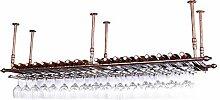 JXXDQ Weinregal, dekorativer Glashalter,