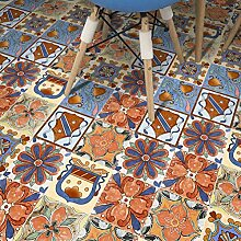 JY ART Fliesenaufkleber für Bad u. Küchenfliesen