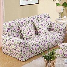 JY$ZB All-Saison Möbel Protector Sofa Protector Sofa fest wickeln all-inclusive rutschfeste Sofaabdeckung elastische Sofa Handtuch , 1 , 230*300