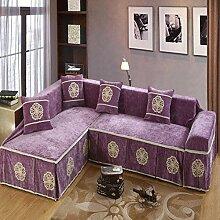 JY$ZB All-Season Home Textiles Full-Deckung Universal rutschfeste universelle Sofa Handtuchkombination Sofa-Abdeckung , 4 , 200*300Sofa Cover