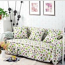 JY$ZB Baumwolle Leinen Hochwertige Moderne Stoff Vollständige Abdeckung Sofa-Abdeckung Sofa Handtuch , 170*260