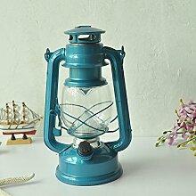 JY $ ZB Creative Home 'Craft Aquarium-Dekoration 2 b0641led blue light blau