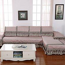 JY$ZB Haustextilien modernen Stil mehrfarbigen festen reinen Sofa Abdeckung Armlehne Rückenlehne Handtuch , 90*180
