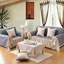 JY$ZB Home Textiles Volles Abdeckungs-aktives Druckentuch Sofa-Möbel-Schutz Anti-skid Sofaabdeckung Armlehne Gegenständer-Tuch , 1 , 200*350Sofa Cover