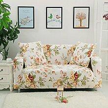 JY$ZB Rutschhemmende Sofa-Abdeckung verdicken Sofa Handtuch Einzel / zwei / drei / vier-Sitz Couch-Abdeckung , 2 , 145*185Lovesea