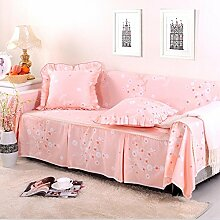 JY$ZB Sofa-Abdeckungs-Baumwollbeleg-beständiges Sofa-Beleg-Couch-Abdeckungs-Wohnzimmer-Sofa-Tuch-Hauptdekor , 200*300Sofa Cover