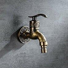 JYAMZ Wasserhahn, Bad Wasserhahn Antik Waschbecken