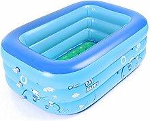 JYCRA Baby aufblasbare Badewanne, Zusammenklappbar