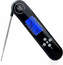 jycra Grill Thermometer, wasserdicht digital