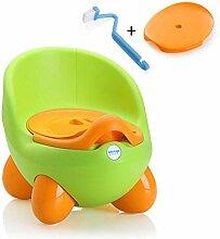 JYETBC Kinder Pissoir, Babytopf, Kindertoilette Baby Urinal ( Farbe : 7# )