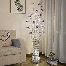 JYXJJKK Stehlampe Pastoral Dekoration Kreative
