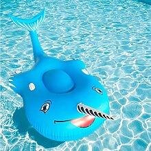 JYY Narwhal Aufblasbare Schwimmbecken Im Freien