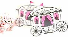 JZK 50 Prinzessin Wagen Geschenkbox, Schokolade