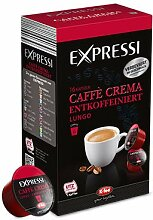 K-Fee Lounge Expressi Caffe Crema Entkoffeiniert