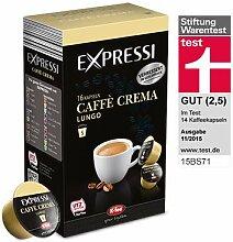 K-Fee Lounge Expressi Caffe Crema Kaffeekapseln,