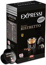 K-Fee Lounge Expressi Espresso Ristretto Kapseln,